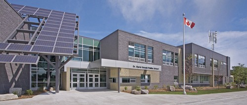 Dr. David Suzuki Public School, courtesy of http://www.suzukipublicschool.ca